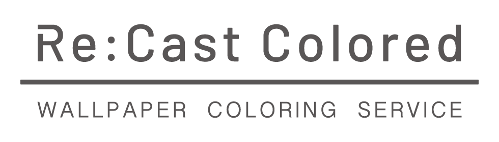 Re:Cast Coloredロゴ